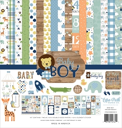 Echo Park - Baby Boy Collection  - Collection Kit