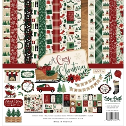 Echo Park - A Cozy Christmas Collection  - Collection Kit