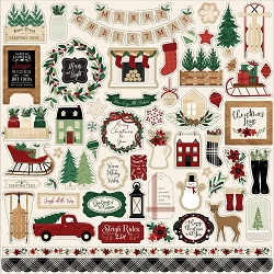 Echo Park - A Cozy Christmas Collection 12