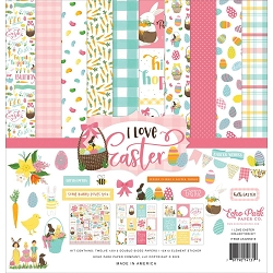 Echo Park - I Love Easter Collection  - Collection Kit
