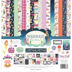 Echo Park - Mermaid Dreams Collection  - Collection Kit