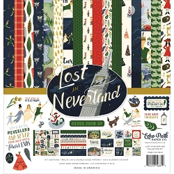 Echo Park - Lost in Neverland Collection  - Collection Kit