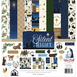 Echo Park - Silent Night Collection  - Collection Kit