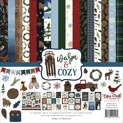 Echo Park - Warm & Cozy Collection  - Collection Kit