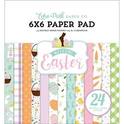 Echo Park - Welcome Easter Collection - 6x6 Paper Pad