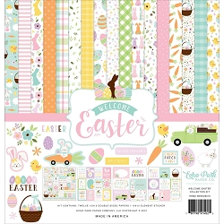 Echo Park - Welcome Easter Collection  - Collection Kit