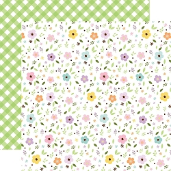 Echo Park - Welcome Easter Collection - Pastel Petals 12