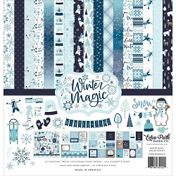 Echo Park - Winter Magic Collection  - Collection Kit