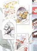 Reddy Creative Cards - 3D Card Kit - Franz Heigl 3 Floral