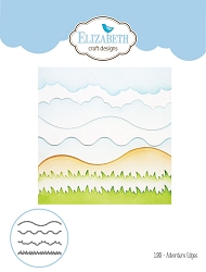 Elizabeth Craft Designs - Die - Adventure Edges
