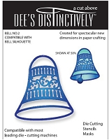 In The Making - Dee's Distinctively Die - Bell Overlay 2