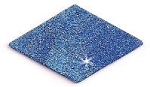 In The Making Jewel Glitter Ritz Micro Fine Glitter - Western BLue