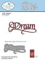Elizabeth Craft Designs - Die - by Suzanne Cannon - Dream