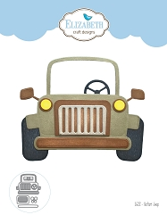 Elizabeth Craft Designs - Die - Jeep
