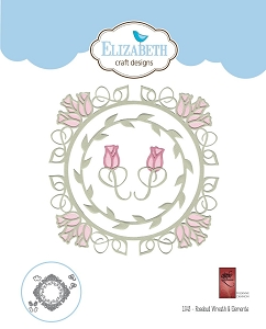 Elizabeth Craft Designs - Die - Wreath & Elements by Suzanne Cannon