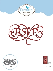 Elizabeth Craft Designs - Die - RSVP by Suzanne Cannon
