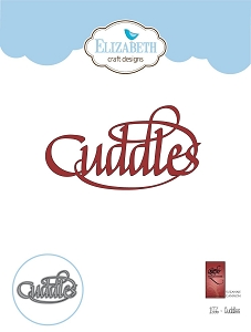 Elizabeth Craft Designs - Die - Cuddles by Suzanne Cannon