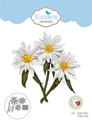 Elizabeth Craft Designs - Die - Garden Notes Shasta Daisy by Susan Tierney Cockburn