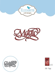 Elizabeth Craft Designs - Die - Magic by Suzanne Cannon