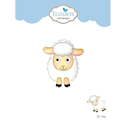 Elizabeth Craft Designs - Die - Sheep