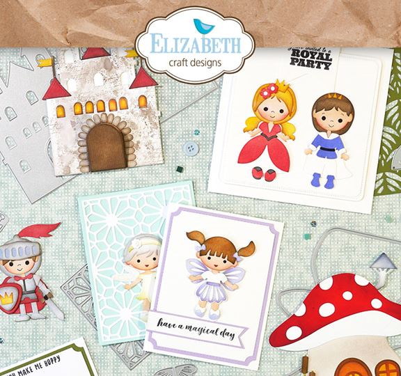 Elizabeth Crafts - New Storybook collection by Joset