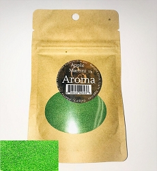 Emerald Creek - Apple Martini Aroma embossing powder