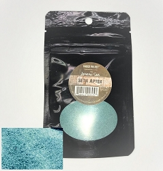 Emerald Creek - Aegean Sea Baked Velvet embossing powder by Seth Apter