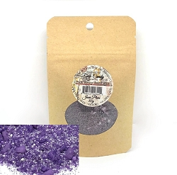 Emerald Creek - Java Plum Rock Candy embossing powder by Pam Bray