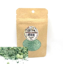 Emerald Creek - Spearmint Rock Candy embossing powder by Pam Bray