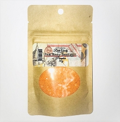Emerald Creek - Pumpkin Rock Candy embossing powder by Pam Bray