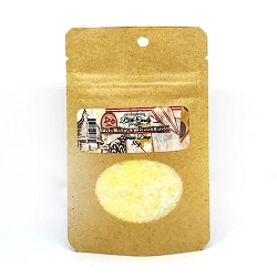 Emerald Creek - Lemon Drop Rock Candy embossing powder by Pam Bray
