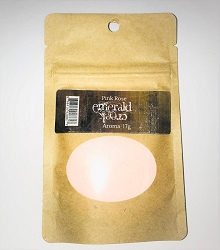 Emerald Creek - Pink Rose Aroma embossing powder