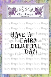 Fairy Hugs - Clear Stamps - Delightful