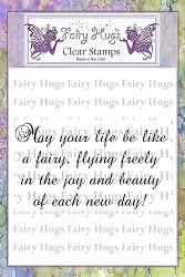 Fairy Hugs - Clear Stamps - Fairy Life