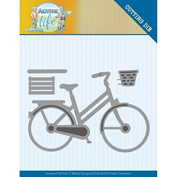 Find It Trading - Yvonne Creations Die - Active Life Bicycle