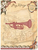 Find It Trading - Amy Design Die - Trumpet