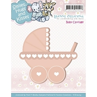 Find It Trading - Yvonne Creations Die - Baby Carriage