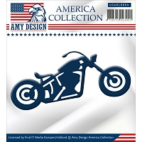 Find It Trading - Amy Design Die - Motorcycle