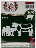 Find It Trading - Amy Design Die - Cows