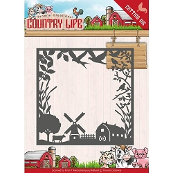 Find It Trading - Yvonne Creations Die - Country Life Frame