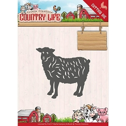 Find It Trading - Yvonne Creations Die - Country Life Sheep
