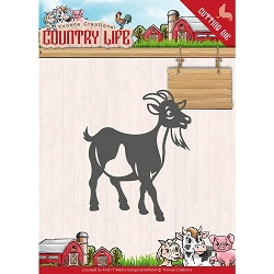 Find It Trading - Yvonne Creations Die - Country Life Goat