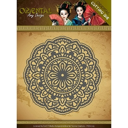 Find It Trading - Amy Design Die - Oriental Mandala