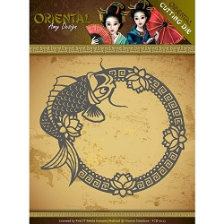 Find It Trading - Amy Design Die - Oriental Koi