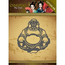 Find It Trading - Amy Design Die - Oriental Happy Buddha