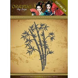 Find It Trading - Amy Design Die - Oriental Bamboo