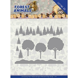 Find It Trading - Amy Design Die - Forest Animals In The Forest