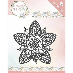 Find It Trading - Precious Marieke Die - Flowers in Pastels Reverse Flower