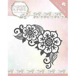 Find It Trading - Precious Marieke Die - Flowers in Pastels Floral Corner