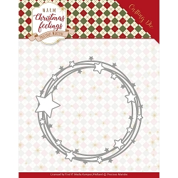 Find It Trading - Precious Marieke Die - Warm Christmas Feelings Star Circle